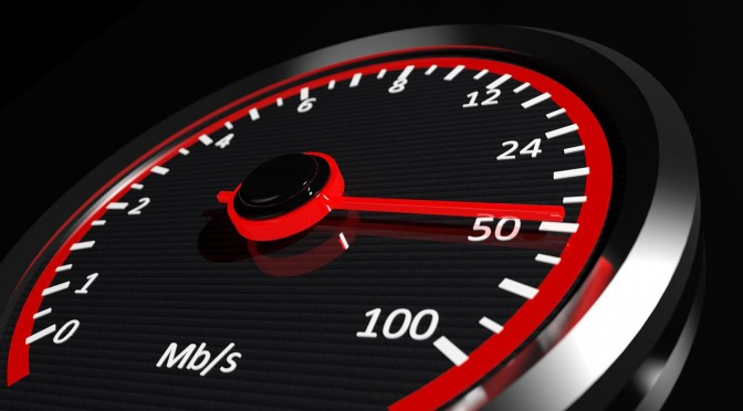 Are your internet speeds as advertised?